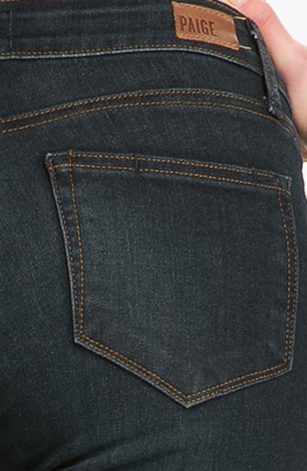 Alternate Image 3  - Paige Denim 'Eve' Skinny Ankle Zip Skinny Jeans (Fairbanks)