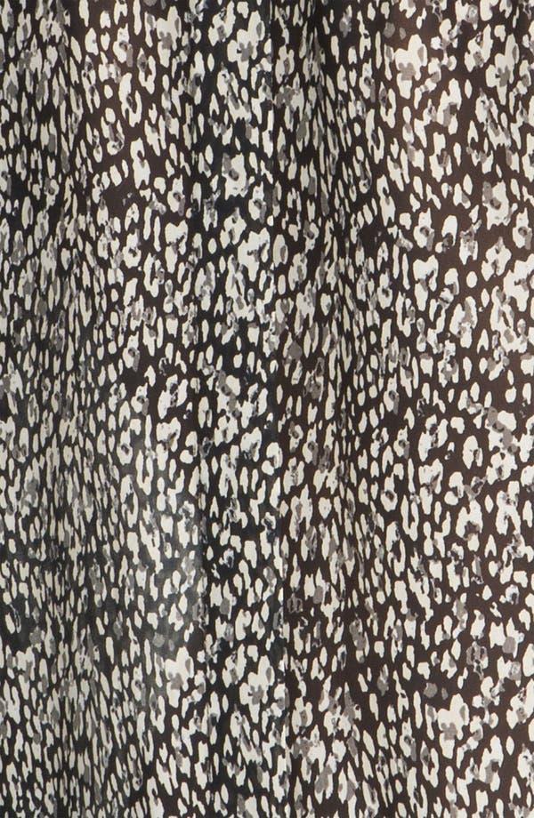Alternate Image 3  - Mcginn Leopard Print Blouse