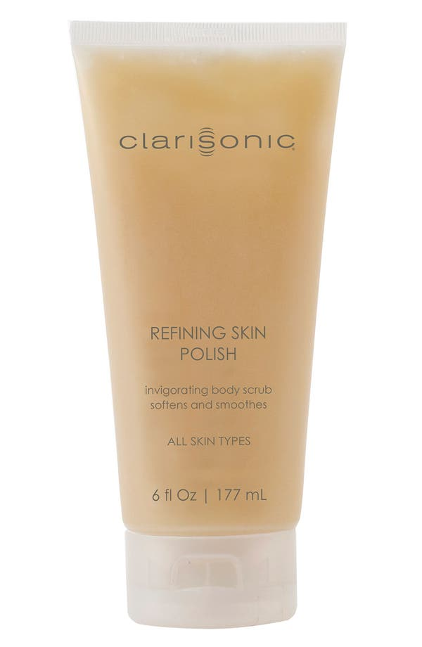 Alternate Image 1 Selected - CLARISONIC Refining Skin Polish Body Scrub