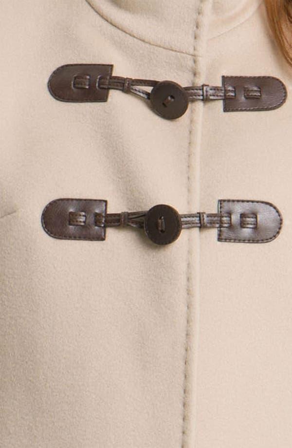 Alternate Image 3  - Cinzia Rocca Wool Duffle Coat