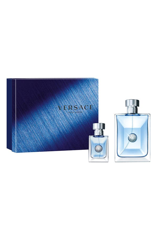 Alternate Image 2  - Versace Pour Homme Fragrance Set ($189 Value)