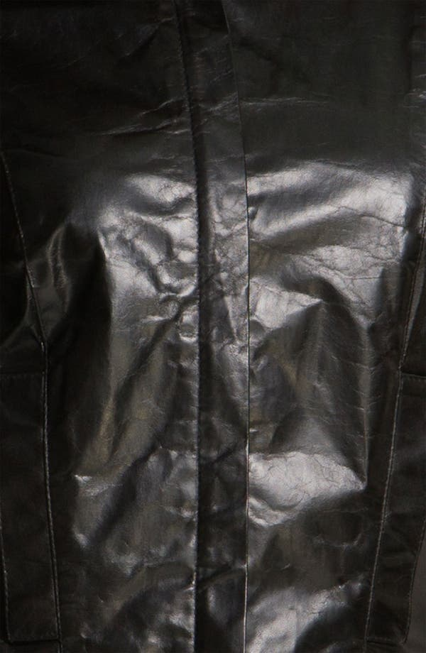 Alternate Image 3  - Robert Rodriguez Leather & Wool Moto Jacket