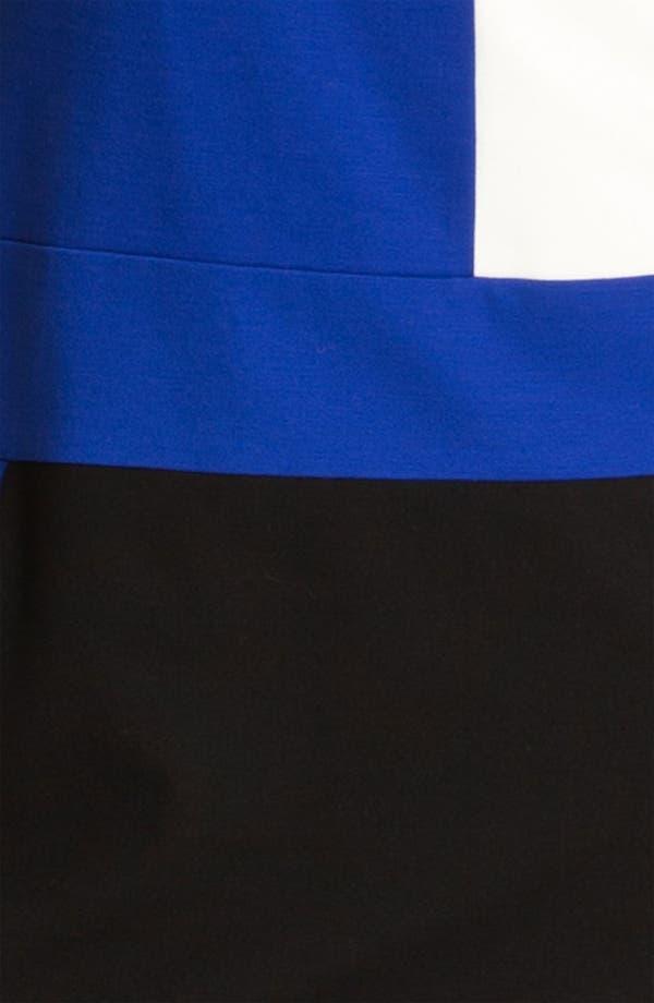 Alternate Image 3  - Vince Camuto Colorblock Sheath Dress (Online Exclusive)