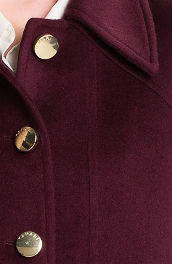 Alternate Image 3  - Tahari 'Megan' Single Breasted Coat