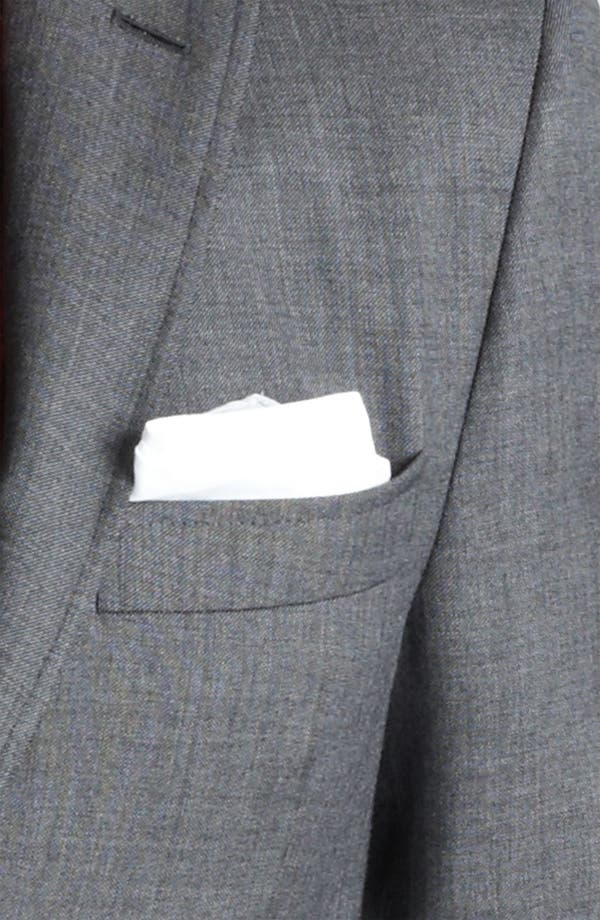Alternate Image 6  - Billy Reid 'Campbell Nailhead - Heirloom Collection' Wool Suit
