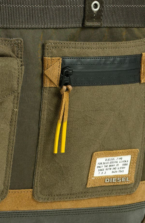 Alternate Image 5  - DIESEL® 'T-Ten' Zip Briefcase