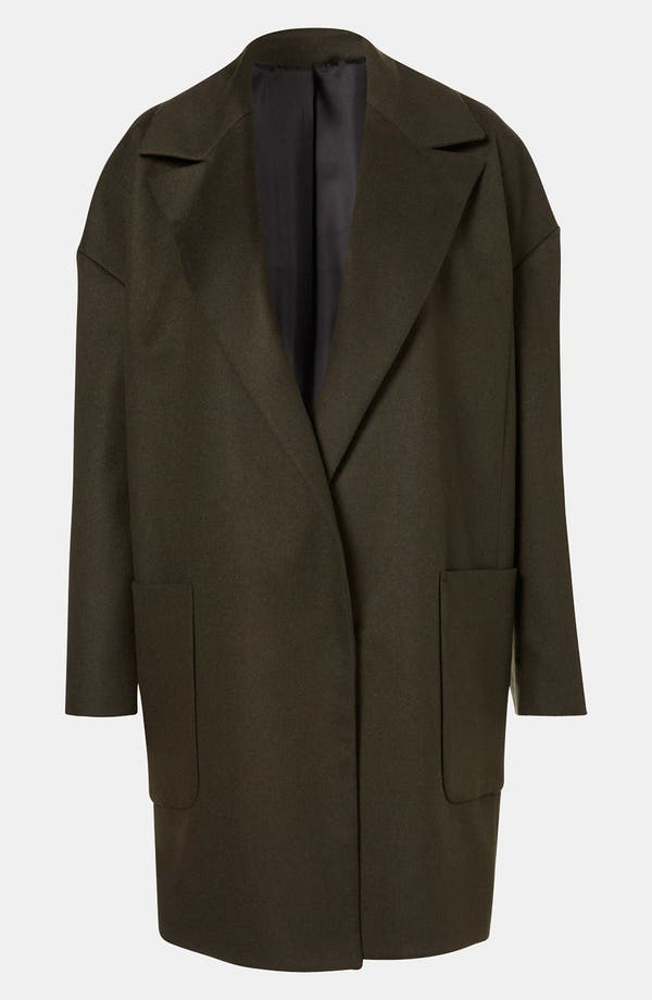 Main Image - Topshop Boutique Oversized Menswear Blazer