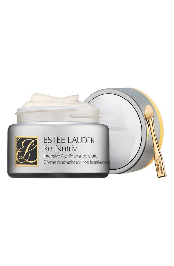 Alternate Image 1 Selected - Estée Lauder Re-Nutriv Intensive Age Renewal Eye Crème