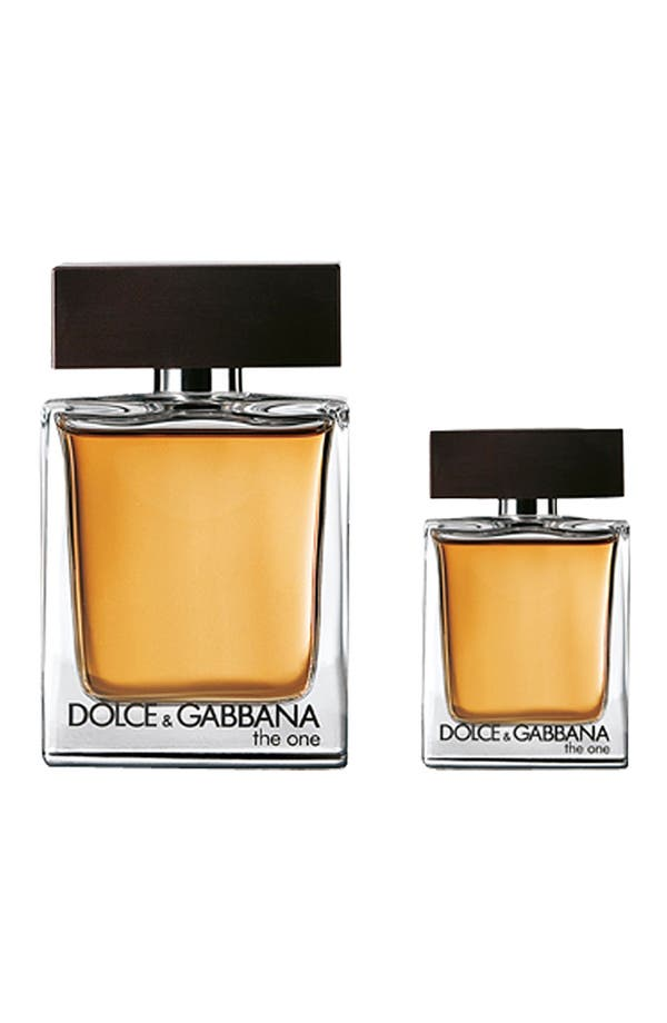 Alternate Image 2  - Dolce&Gabbana Beauty 'The One for Men' Eau de Toilette Duo
