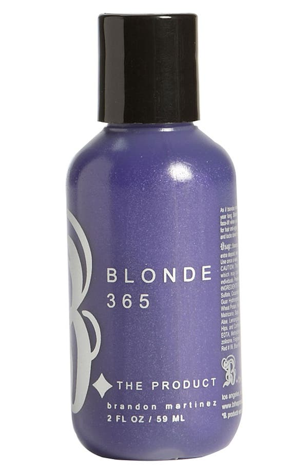 Alternate Image 1 Selected - B. the Product 'Blonde 365' Hair Protein