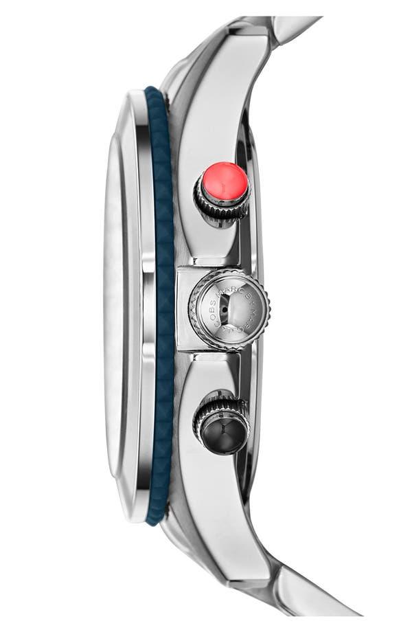 Alternate Image 2  - MARC BY MARC JACOBS 'Rock' Chronograph Bracelet Watch