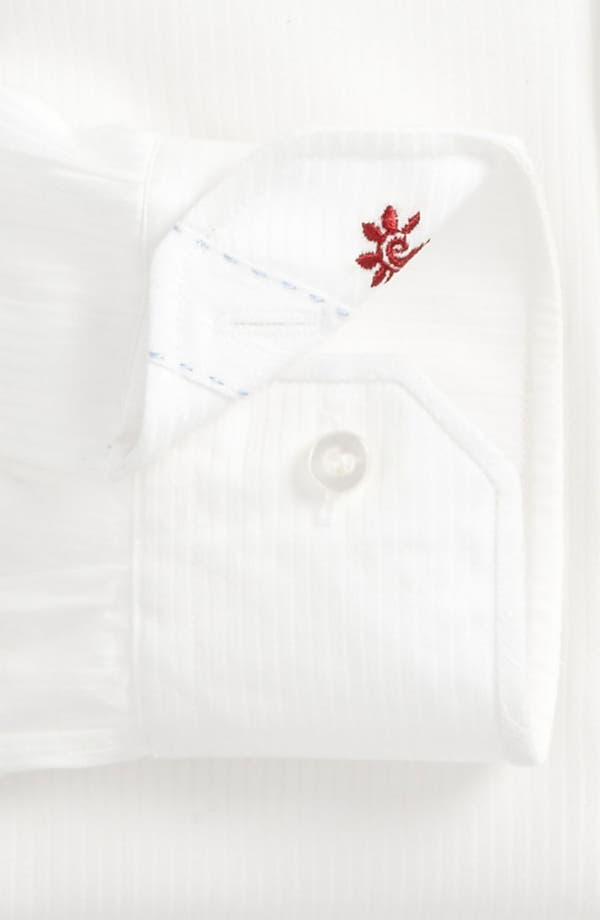 Alternate Image 2  - Robert Graham Trim Fit Dress Shirt