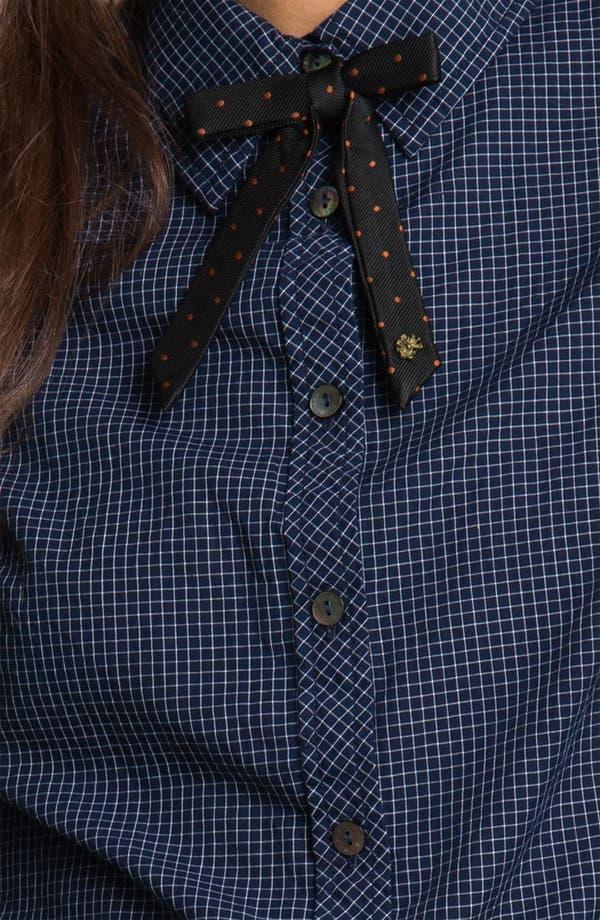 Alternate Image 3  - Maison Scotch Check Shirt