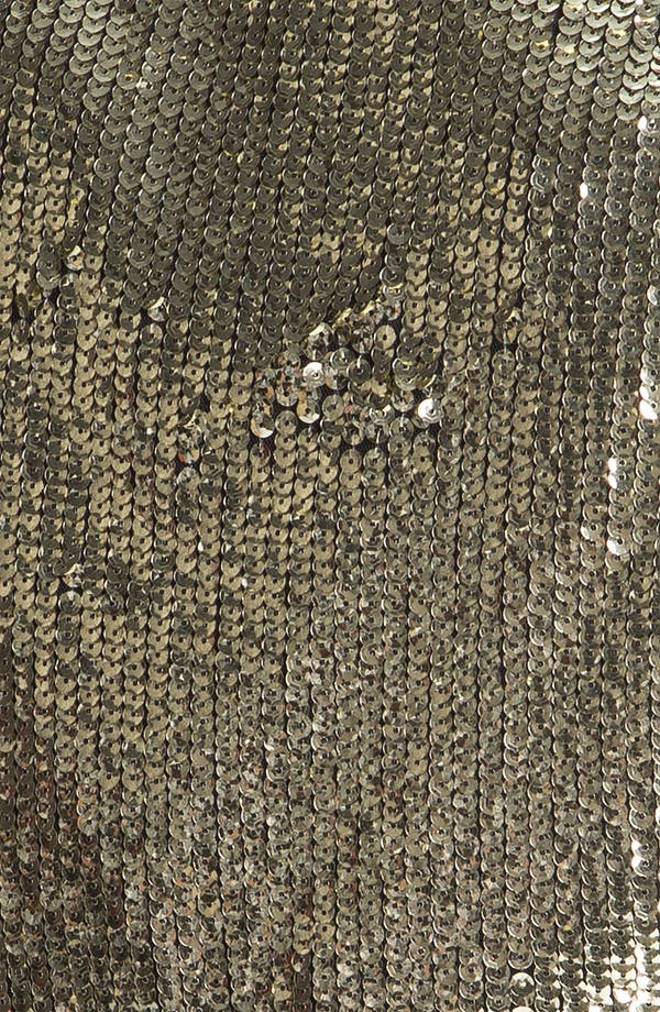 Alternate Image 3  - Eliza J Short Sleeve Sequin Bolero