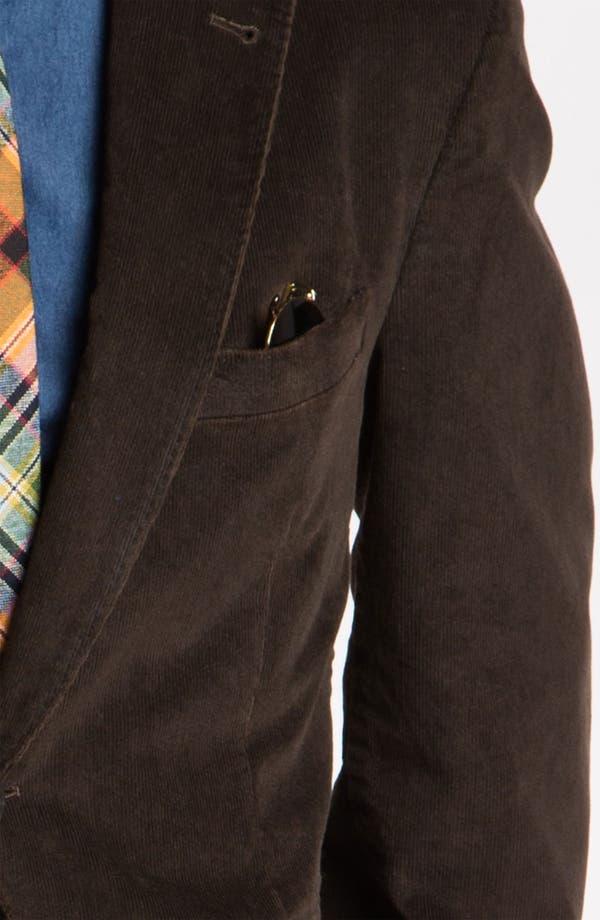 Alternate Image 3  - Kroon 'Taylor' Corduroy Sportcoat