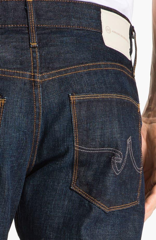 Alternate Image 4  - AG Jeans 'Geffen Easy Slim' Straight Leg Jeans (3 Year Resin)