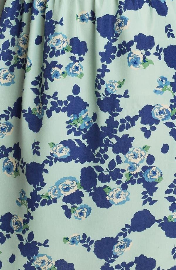 Alternate Image 3  - Mimi Chica Print Dress (Juniors)