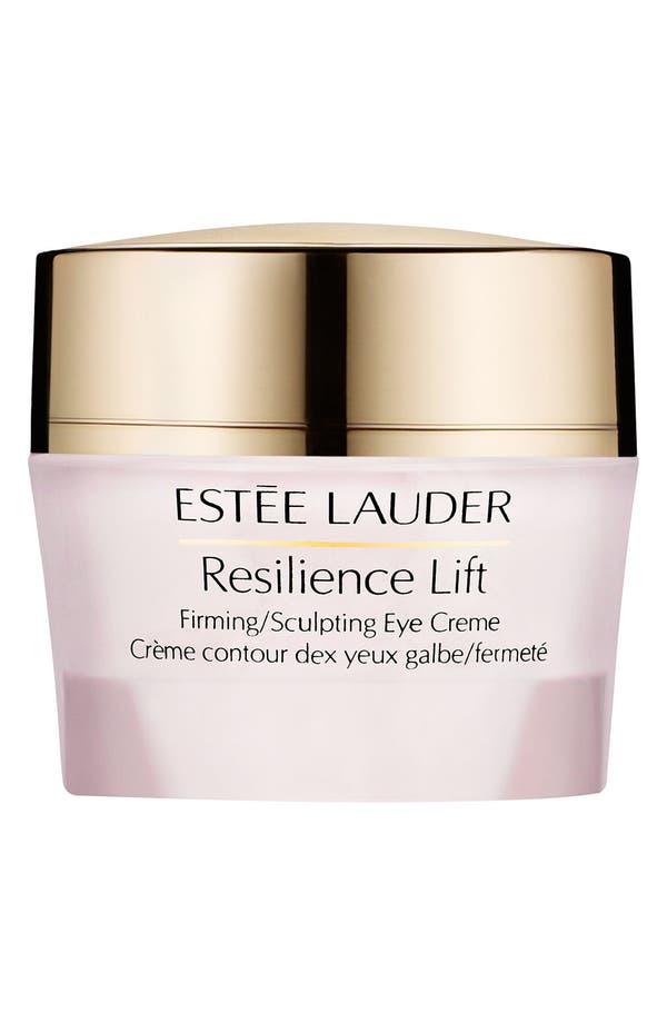 Main Image - Estée Lauder Resilience Lift Firming/Sculpting Eye Creme