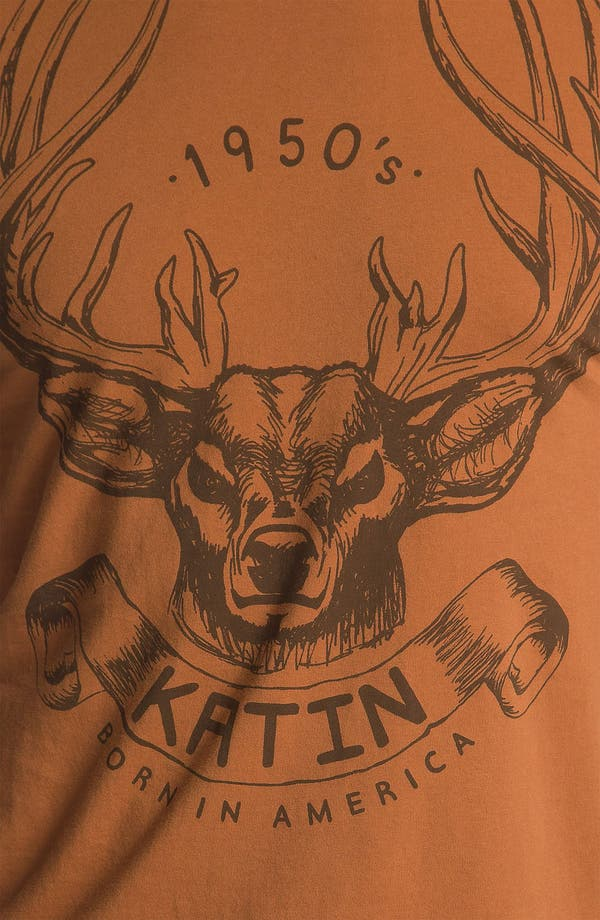 Alternate Image 3  - Katin 'Buck Shot' T-Shirt
