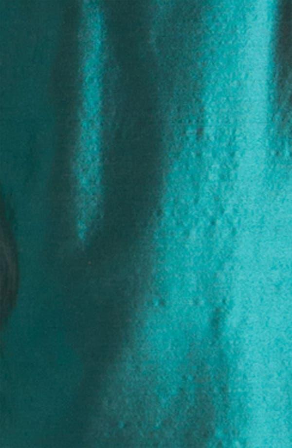 Alternate Image 4  - St. John Collection Wool & Silk Taffeta Topper