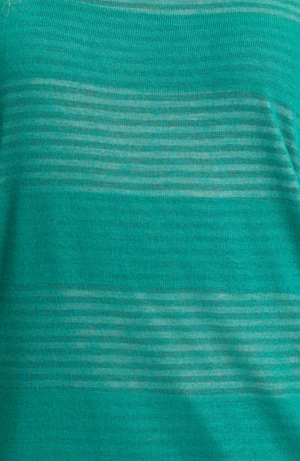 Alternate Image 3  - Splendid Double Knit Stripe Top