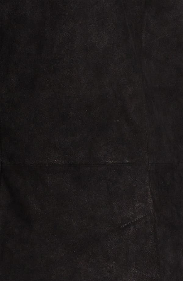 Alternate Image 3  - John Varvatos Star USA Suede Blazer