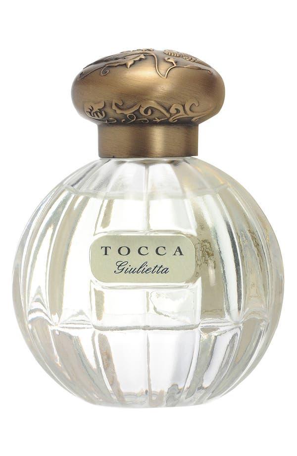 Alternate Image 1 Selected - TOCCA 'Giulietta' Eau de Parfum
