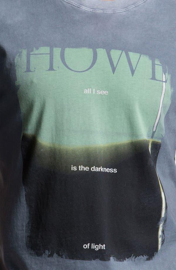 Alternate Image 3  - Howe 'Darkness of Light' Graphic T-Shirt