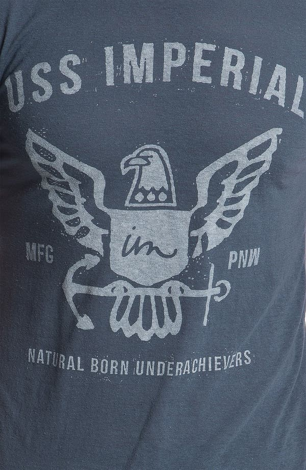 Alternate Image 3  - Imperial Motion 'USS Imperial' T-Shirt