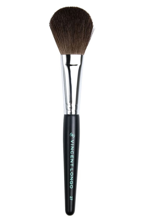 Main Image - Vincent Longo Deluxe Blush Brush #27
