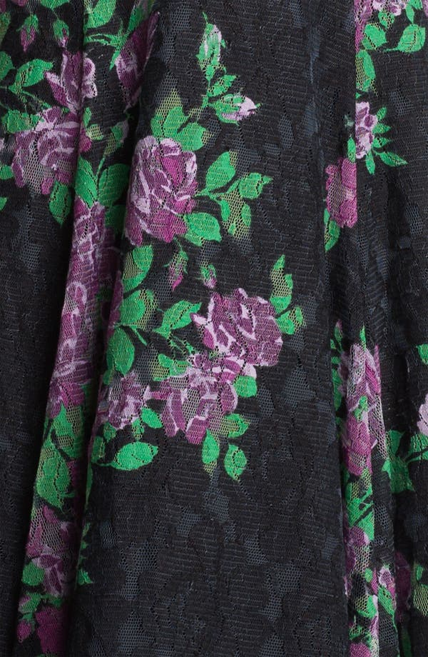 Alternate Image 3  - Tracy Reese Print Lace Dress