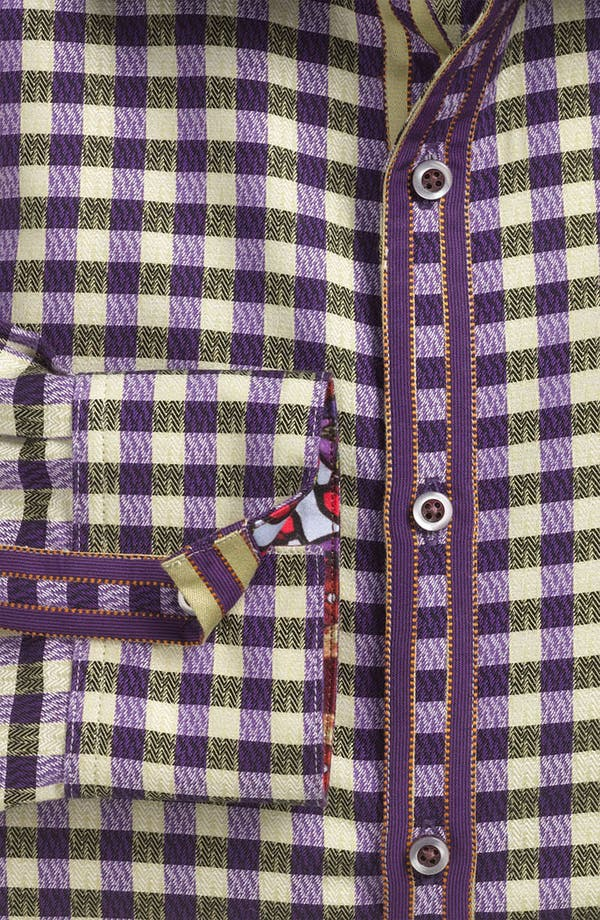 Alternate Image 4  - Robert Graham 'Augustine' Sport Shirt