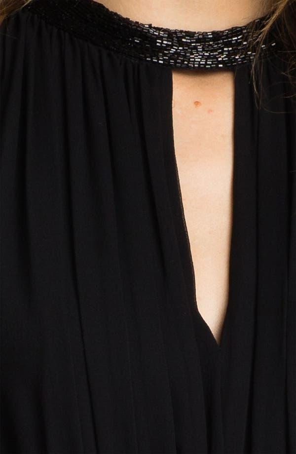 Alternate Image 3  - Robert Rodriguez Embellished Neck Goddess Dress