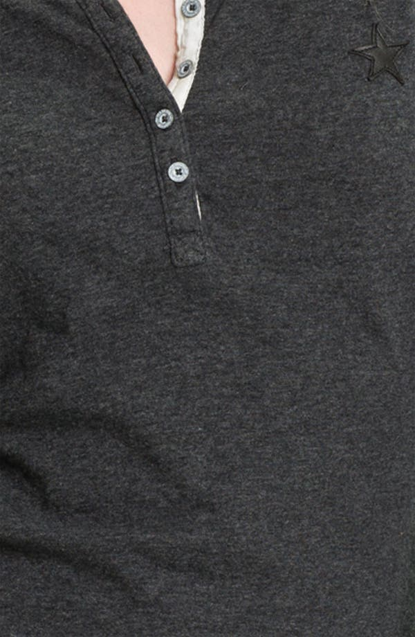 Alternate Image 3  - Maison Scotch Henley Tee