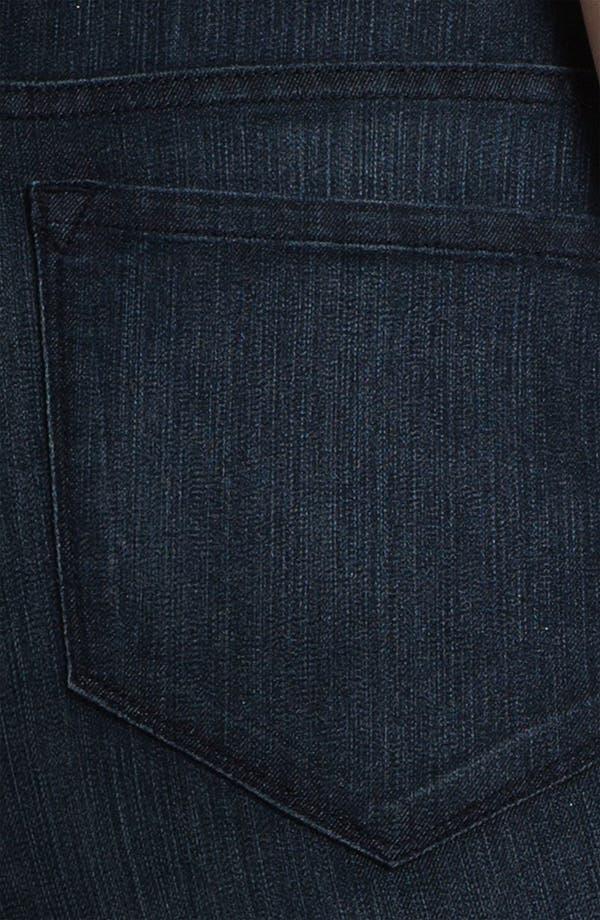 Alternate Image 3  - NYDJ 'Marilyn' Straight Leg Stretch Denim Jeans (Plus)