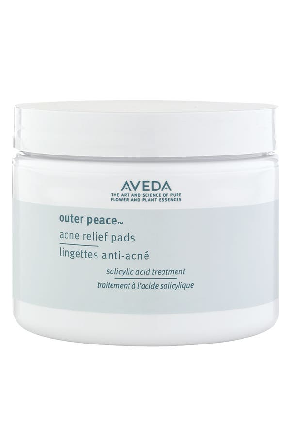 Alternate Image 1 Selected - Aveda 'outer peace™' Acne Relief Pads
