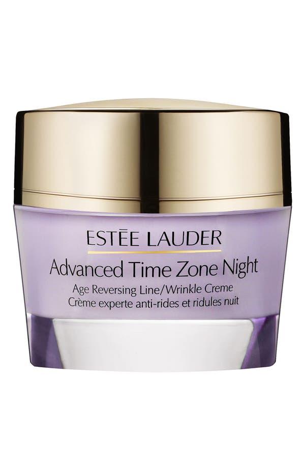 Alternate Image 1 Selected - Estée Lauder 'Advanced Time Zone Night' Age Reversing Line/Wrinkle Creme