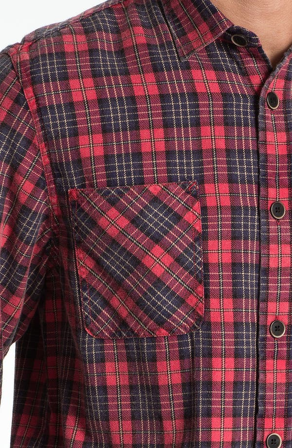 Alternate Image 3  - Ben Sherman 'Shoreditch' Plaid Twill Shirt
