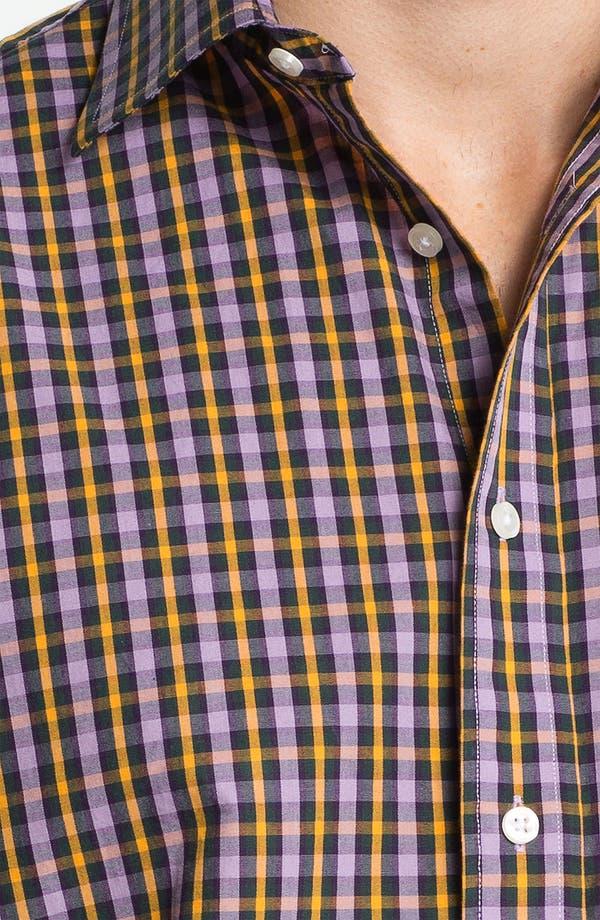 Alternate Image 3  - Khaki Surplus Trim Fit Sport Shirt