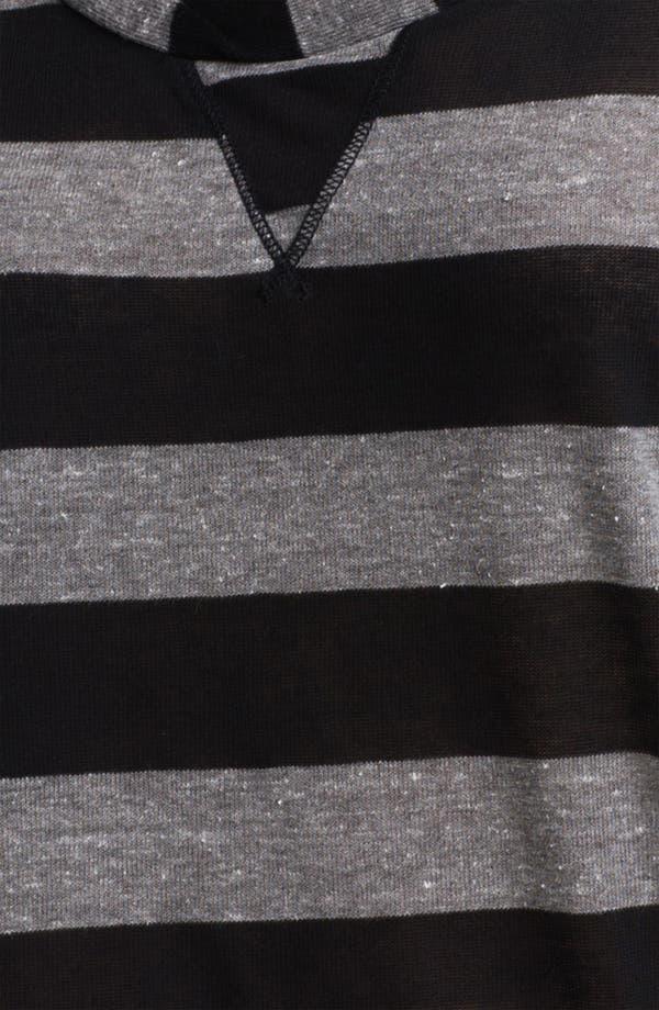 Alternate Image 3  - Olivia Moon Stripe Twist Neck Tunic