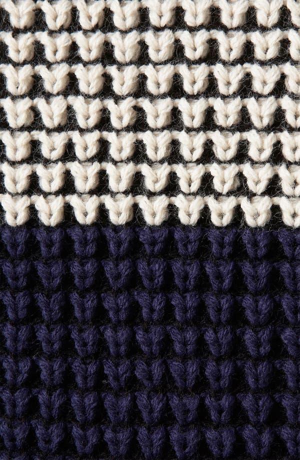 Alternate Image 3  - Topshop Colorblock Sweater