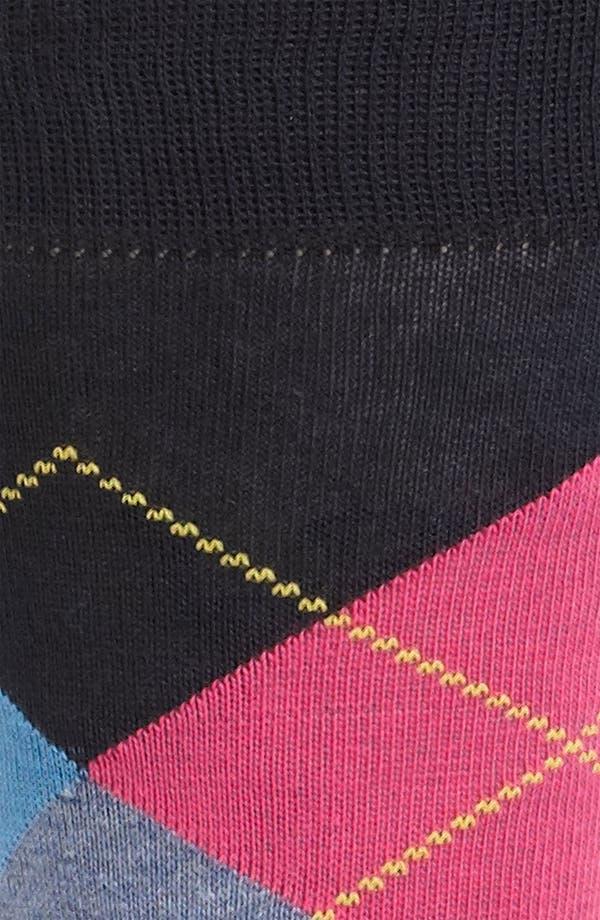 Alternate Image 2  - Lorenzo Uomo Argyle Socks