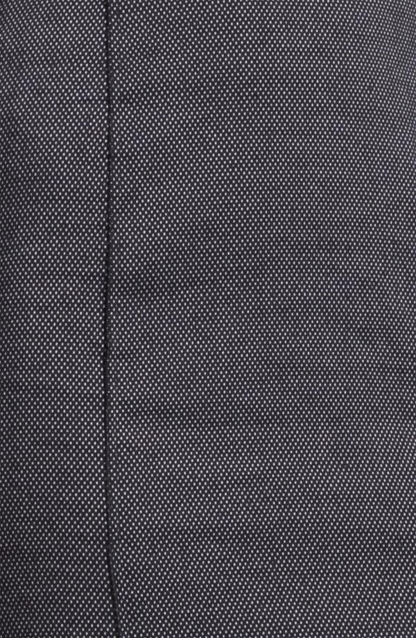 Alternate Image 5  - Nina Ricci Pin Dot Pencil Skirt