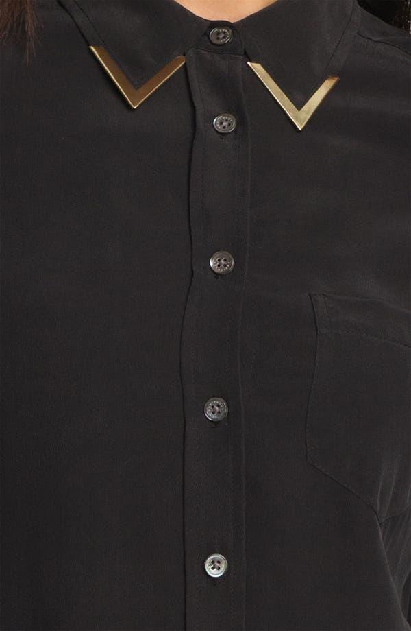 Alternate Image 3  - Equipment 'Brett' Silk Shirt