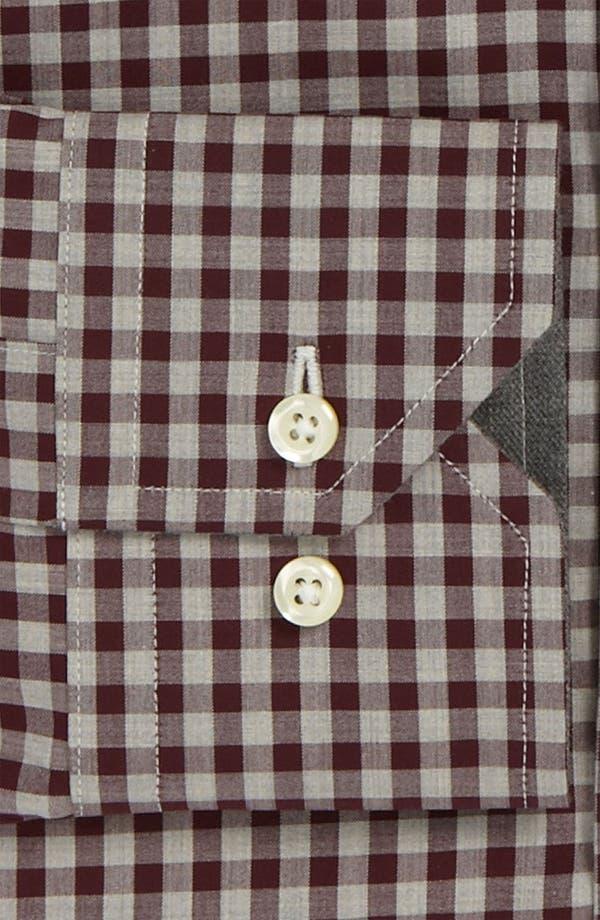 Alternate Image 2  - Brooks Brothers Regular Fit Dress Shirt