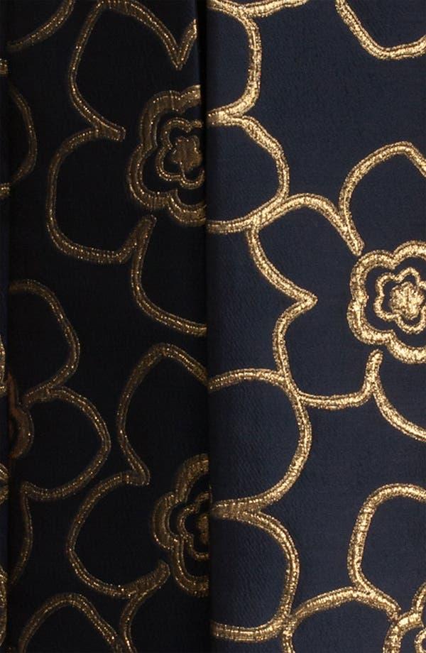 Alternate Image 5  - Marni Jewel Collar Metallic Jacquard Coat