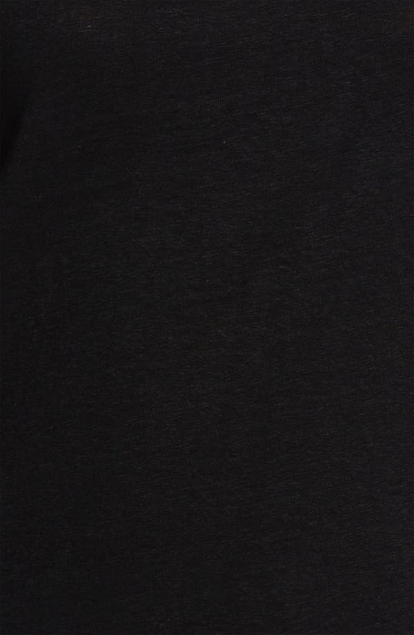 Alternate Image 3  - Eileen Fisher Scoop Neck Linen Tunic