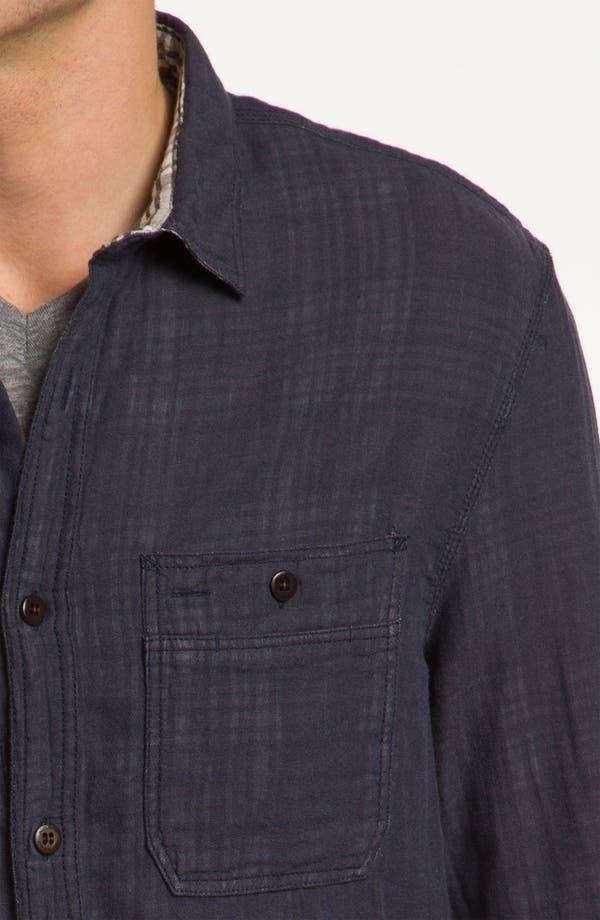 Alternate Image 3  - Woolrich John Rich Double Weave Shirt