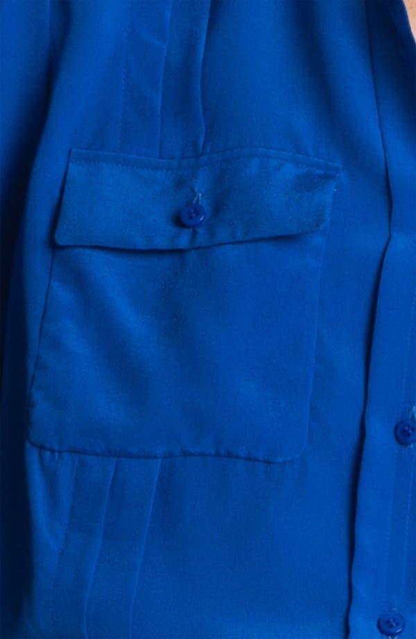 Alternate Image 4  - Mcginn 'Allison' Silk Blouse