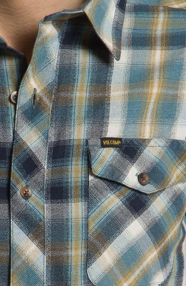 Alternate Image 3  - Volcom 'Cruz' Woven Shirt